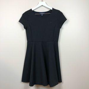 Polo Ralph Lauren Girl's 16 XL Black Swing Dress